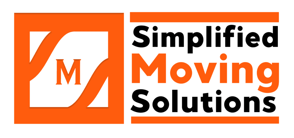 Graphic of Simplified Moving Solutions logo