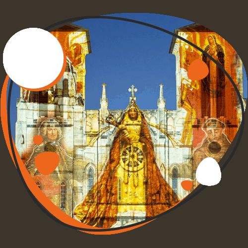 Image of Roman Catholic San Fernando Cathedral, San Antonio TX