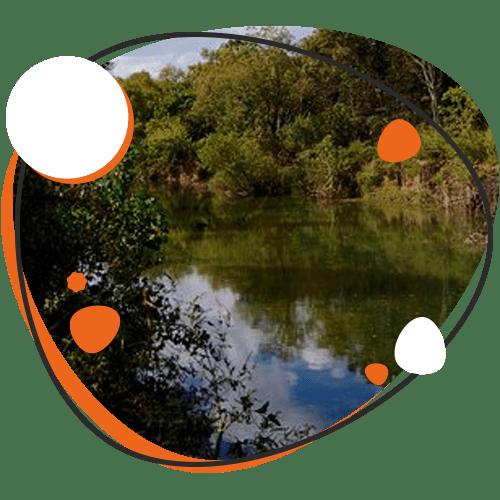 Image of Crescent Bend Nature Park in Schertz TX