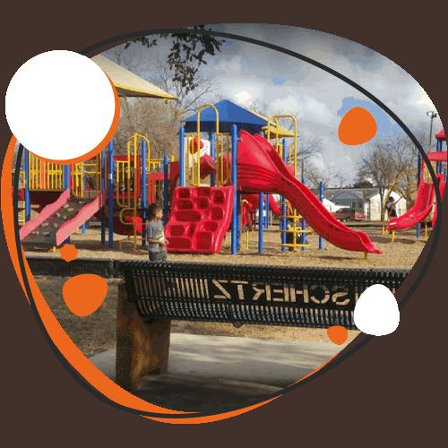 Image of Pickrell Park in Schertz TX